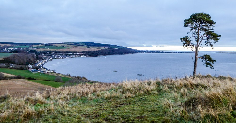 View from Ormond Castle