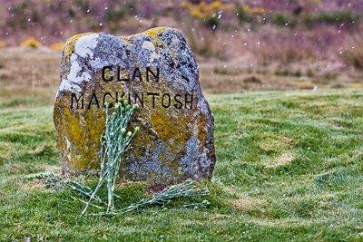 Clan Mackintosh Stone
