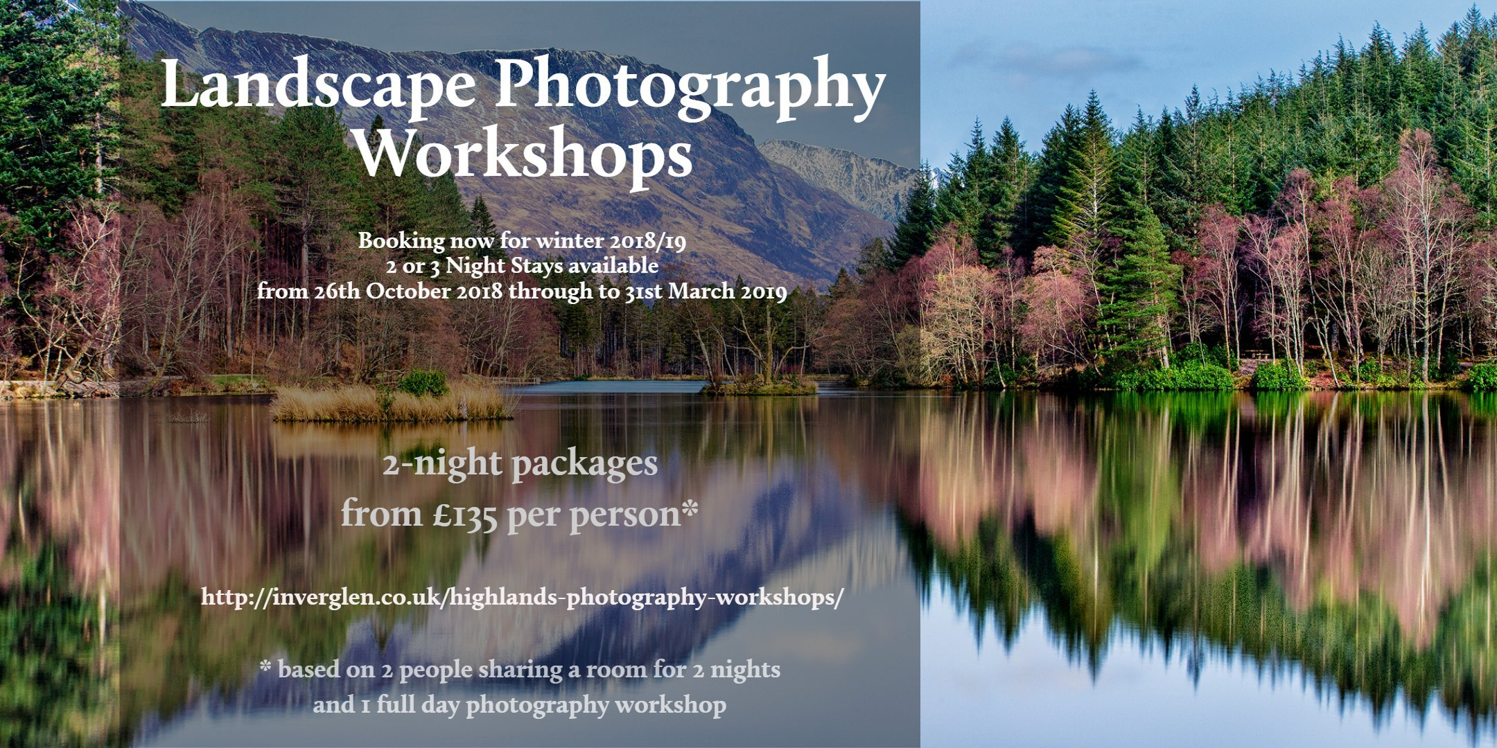 Photography Workshop Packages