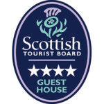 4 Star Award by Visit Scotland
