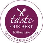 Taste our Best Award