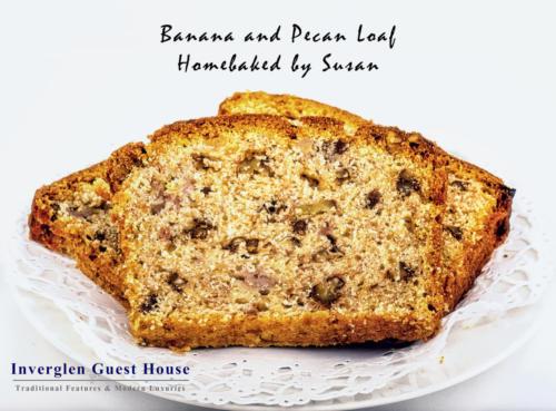 Banana and Pecan Loaf
