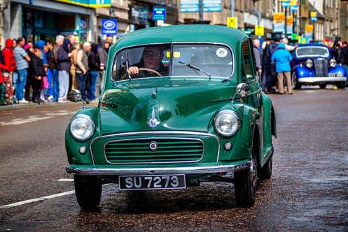 Classic-Morris-Car