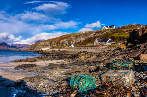 Cullins from Elgol