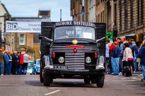 Dalmore-Distillery-Delivery-truck
