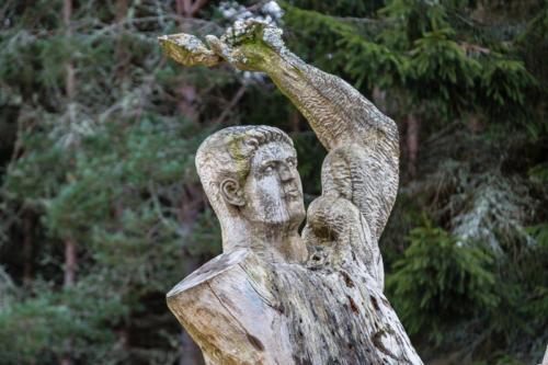 Frank Bruce Sculpture Trail-5