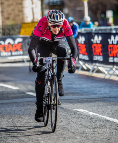 Head down for a fast time at the Etape Loch Ness