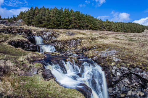 Isle of Skye Waterfall