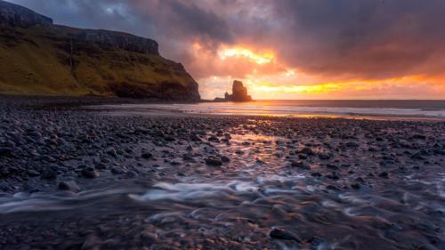 Talisker Bay Isle of Skye