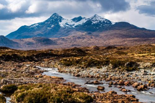 The Cuilins Isle of Skye