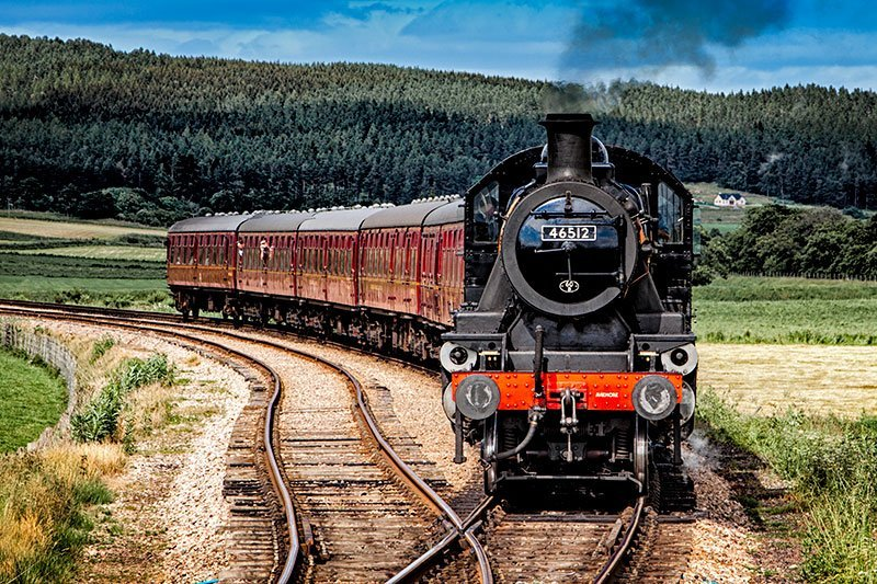 Strathspey-Steam-Railway