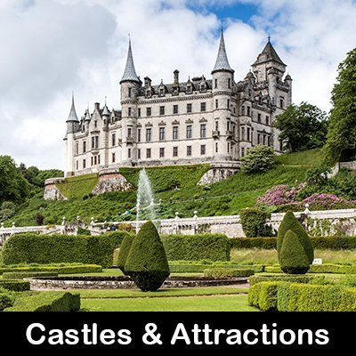 Castles & Attractions