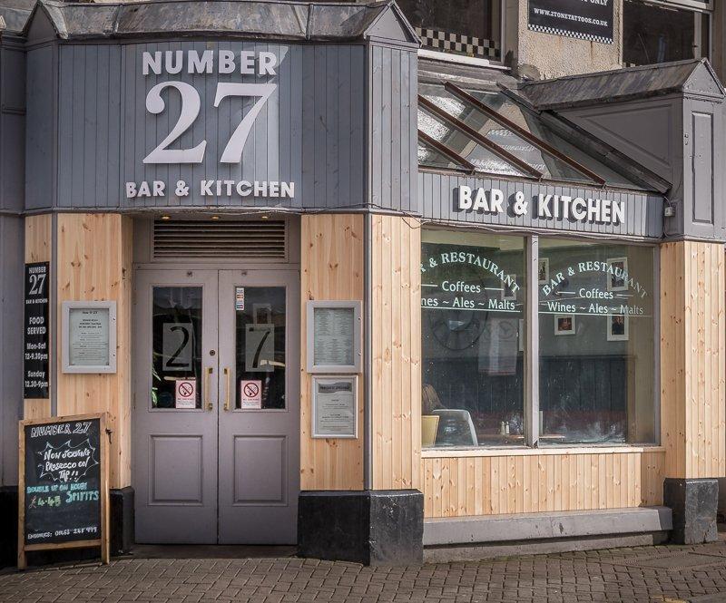 Number 27 Bar & Kitchen