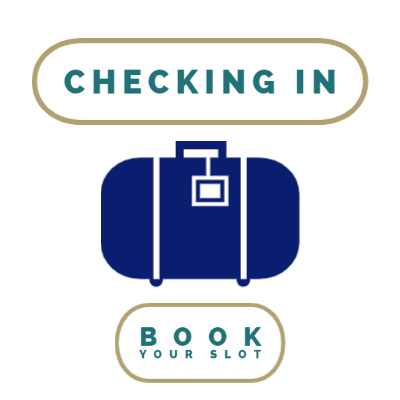 Safe check-in process
