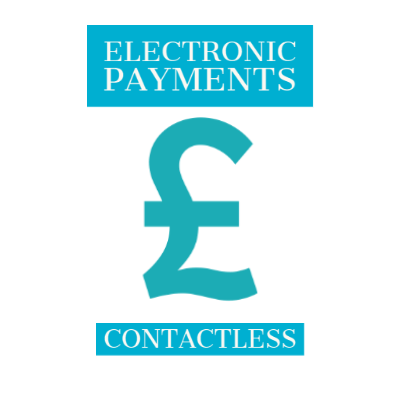 Electronic contactless payment