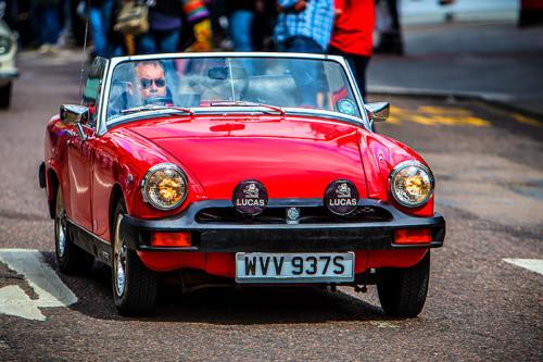Classic-MG-Car